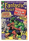 Fantastic Four #25 VF+