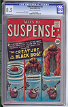 Tales of Suspense (Pre-Hero) #23 CGC 8.5