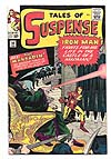 Tales of Suspense (Superheroes) #50 VF/NM