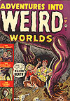Adventures into Weird Worlds #1 VF