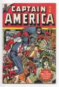 Captain America Comics #61 VF+