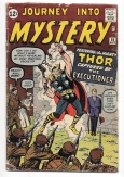 Journey Into Mystery (Thor) #84 G+