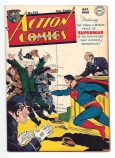 Action Comics #125 VF+