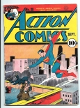 Action Comics #28 VF-