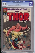 Journey Into Mystery (Thor) #121 CGC 9.4