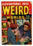 Adventures into Weird Worlds #6 VG-