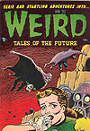 Weird Tales of The Future #4 VF/VF+